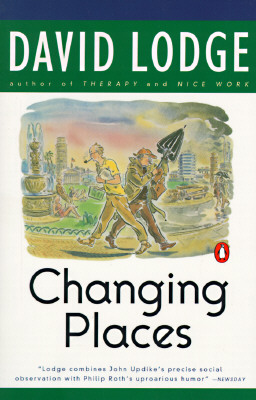 Changing Places By Lodge, David